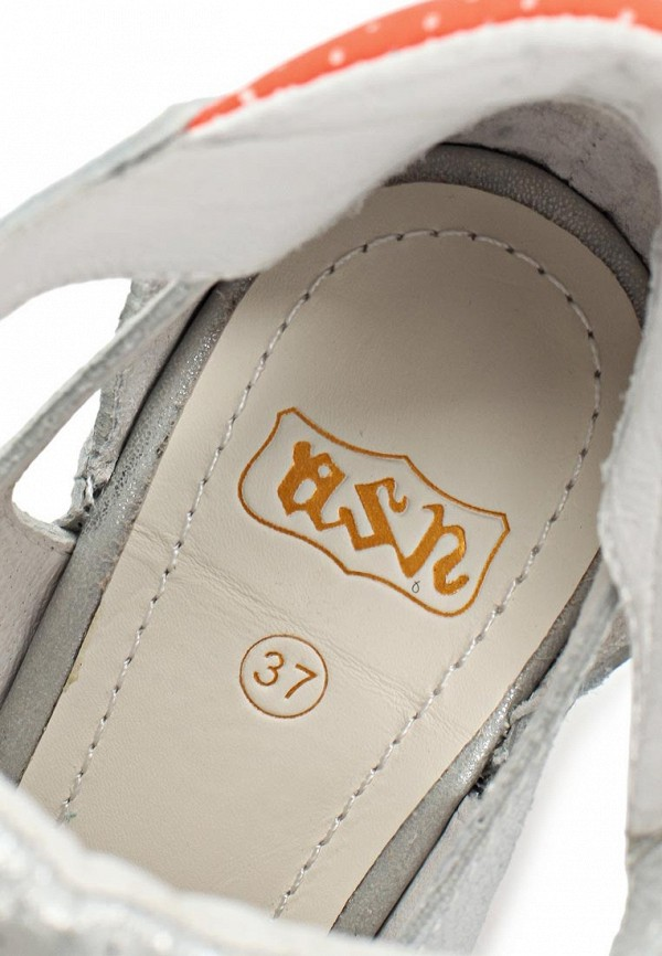 Босоножки на платформе Ash (Аш) ESQUIRE: изображение 14