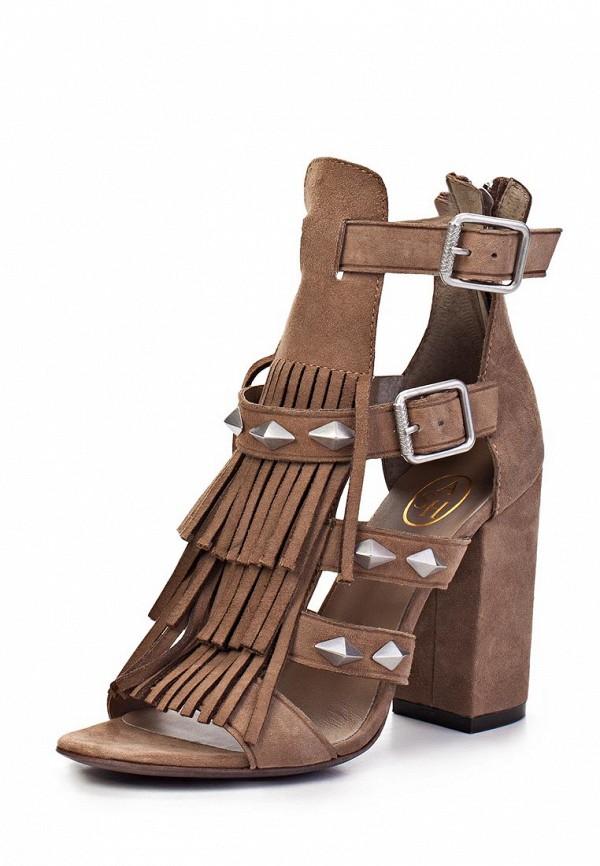 Босоножки на каблуке Ash (Аш) EXODUS: изображение 1
