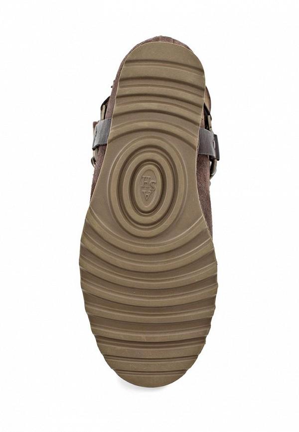 Туфли на танкетке Ash (Аш) YELLO(FW14-M-105379-: изображение 3