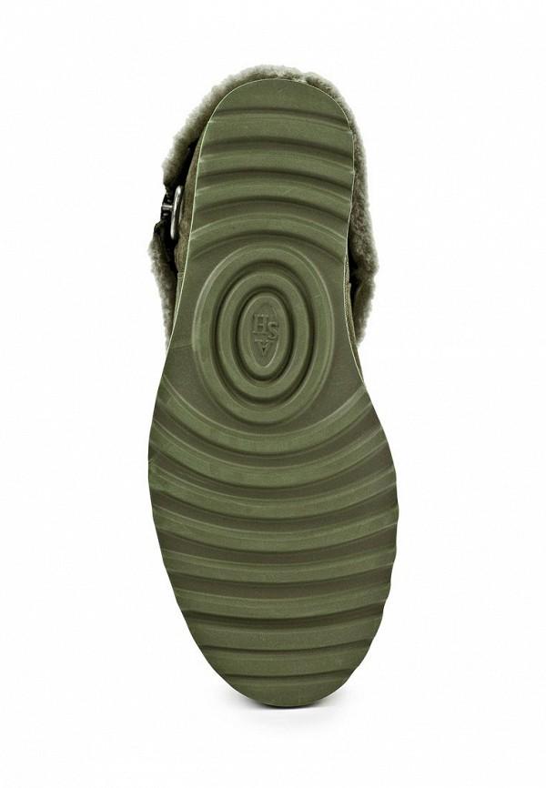 Туфли на танкетке Ash (Аш) YORKI(FW14-M-105445-: изображение 3