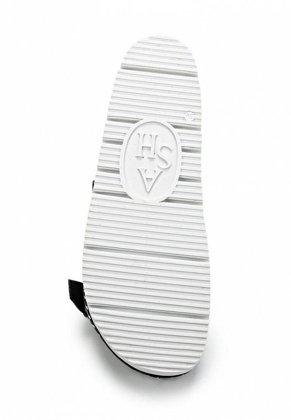 Женские сабо на платформе Ash (Аш) VIOLA(SS15-M-108099-001): изображение 3