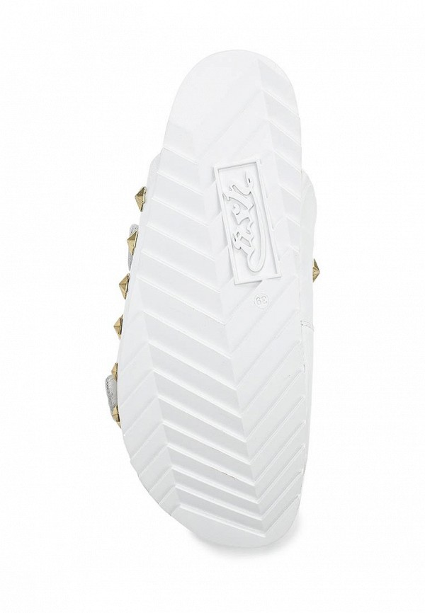 Женские сабо на плоской подошве Ash (Аш) UNITED(SS15-M-107942-003): изображение 3