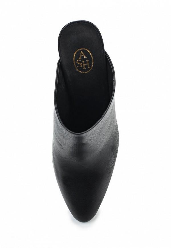 Женские сабо на каблуке Ash (Аш) IGGY(SS15-M-107758-003): изображение 4