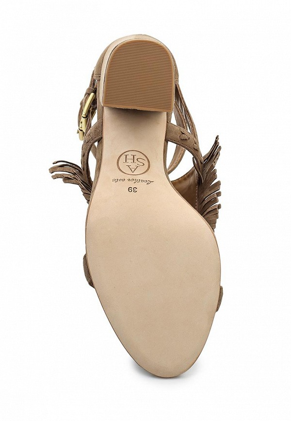 Босоножки на каблуке Ash (Аш) OTTAWA(SS15-M-108357-001): изображение 3
