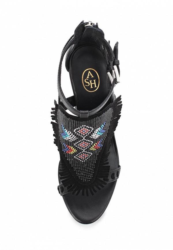 Босоножки на каблуке Ash (Аш) OTTAWA(SS15-M-108357-002): изображение 4