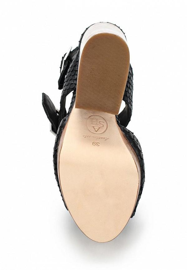 Босоножки на каблуке Ash (Аш) RACHEL(SS15-M-107020-002): изображение 3
