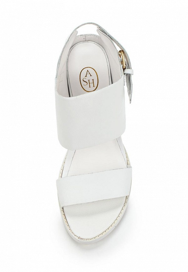 Босоножки на каблуке Ash (Аш) RIDER(SS15-M-108040-002): изображение 4