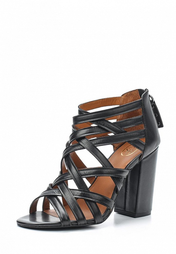 Босоножки на каблуке Ash (Аш) EXCELSIOR (COMBO A): изображение 1