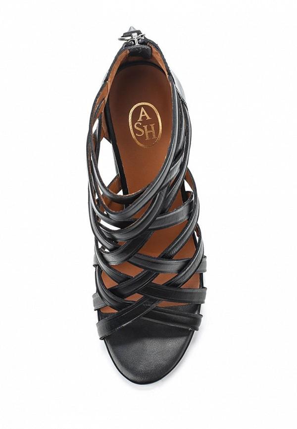 Босоножки на каблуке Ash (Аш) EXCELSIOR (COMBO A): изображение 4