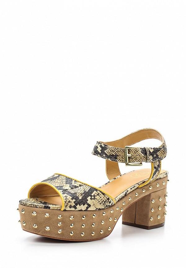 Босоножки на каблуке Ash (Аш) CAPRICE (COMBO B): изображение 1
