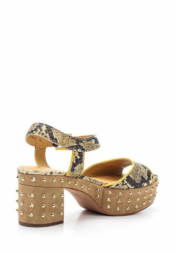 Босоножки на каблуке Ash (Аш) CAPRICE (COMBO B): изображение 2