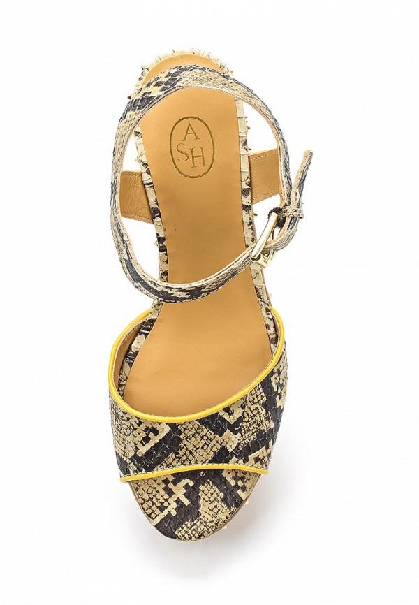 Босоножки на каблуке Ash (Аш) CAPRICE (COMBO B): изображение 4