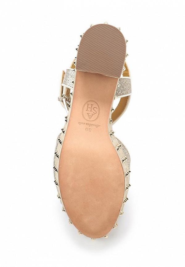 Босоножки на каблуке Ash (Аш) CAPRICE (COMBO D): изображение 3