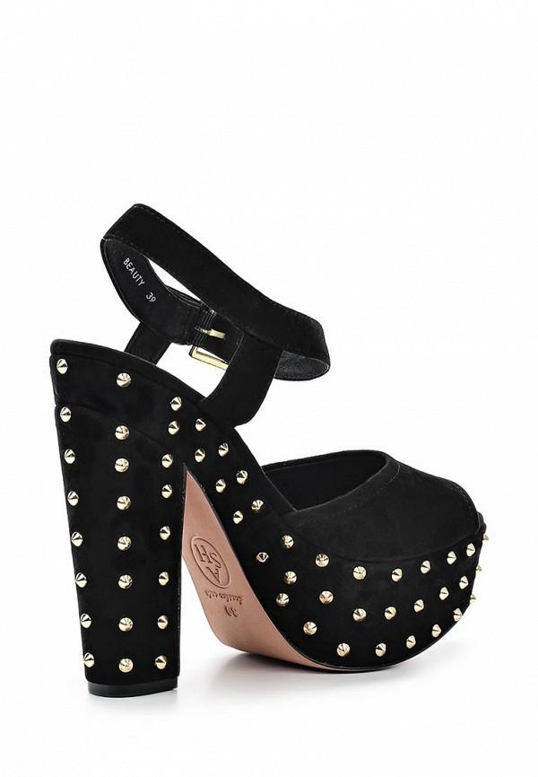 Босоножки на каблуке Ash (Аш) BEAUTY (COMBO B): изображение 2