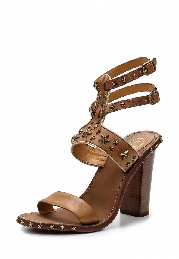 Босоножки на каблуке Ash (Аш) PARTY (COMBO A): изображение 1