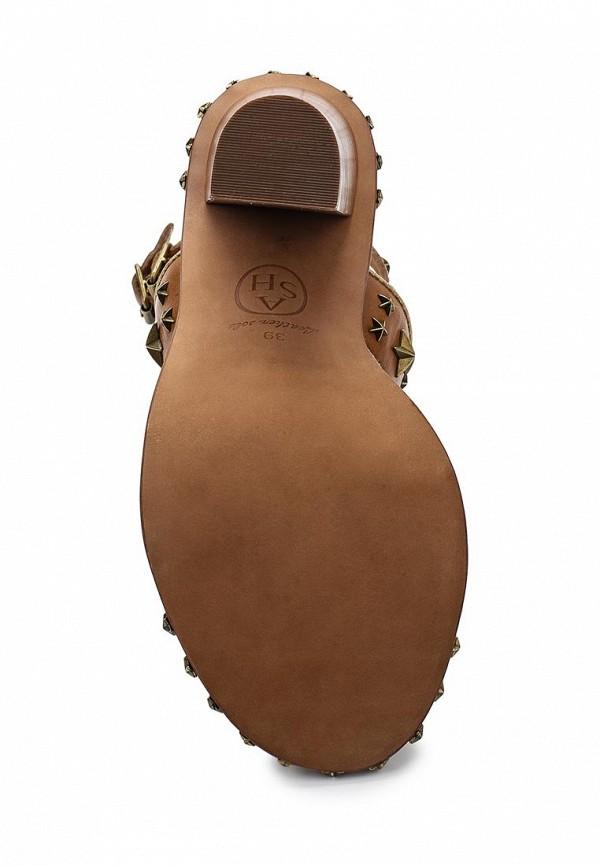 Босоножки на каблуке Ash (Аш) PARTY (COMBO A): изображение 3