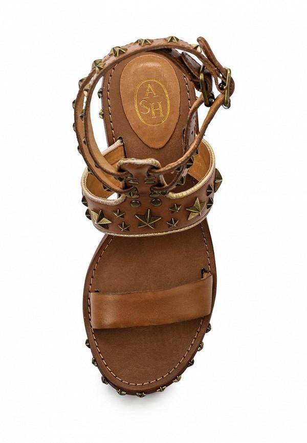 Босоножки на каблуке Ash (Аш) PARTY (COMBO A): изображение 4