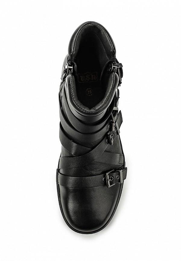 Женские ботинки Ash (Аш) JET BIS: изображение 4