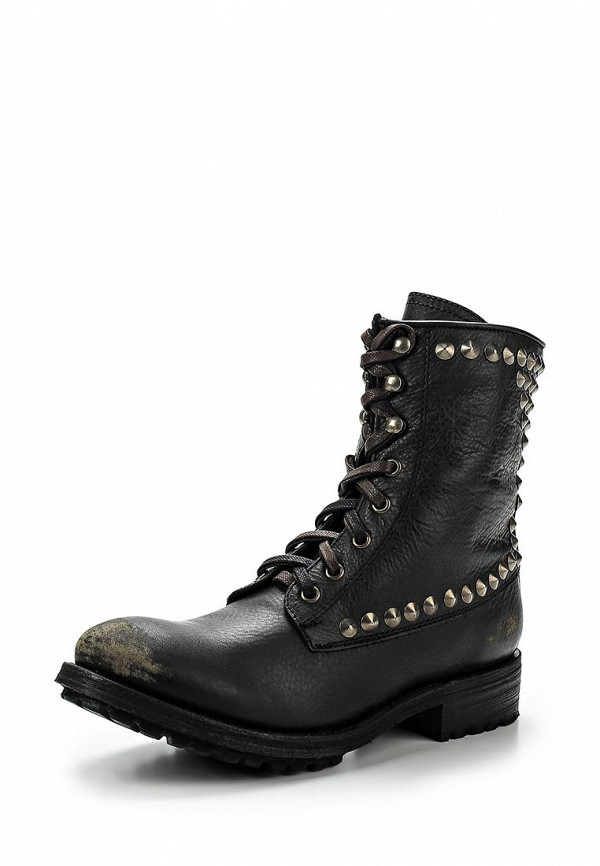 Женские ботинки Ash (Аш) RALPH(FW14-MB-142101: изображение 1