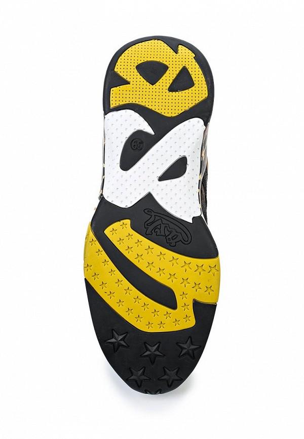 Женские кроссовки Ash (Аш) HENDRIX (COMBO D): изображение 3