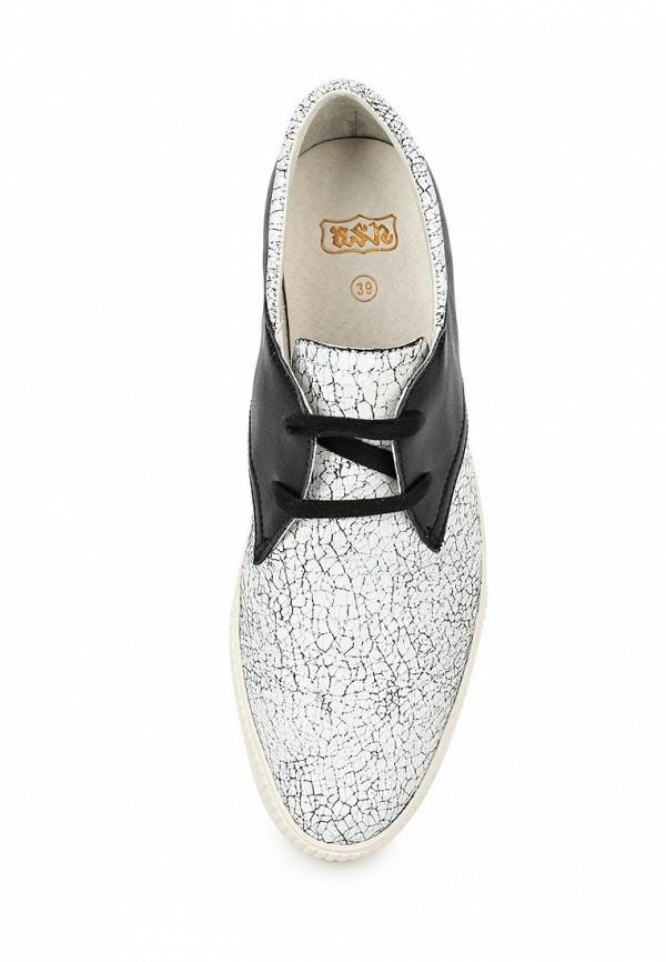 Женские ботинки Ash (Аш) KEANU(SS15-S-107102-001): изображение 4