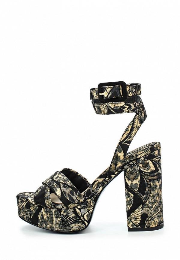 Босоножки на каблуке Ash (Аш) BOOM (FW16-M-115902-004): изображение 2