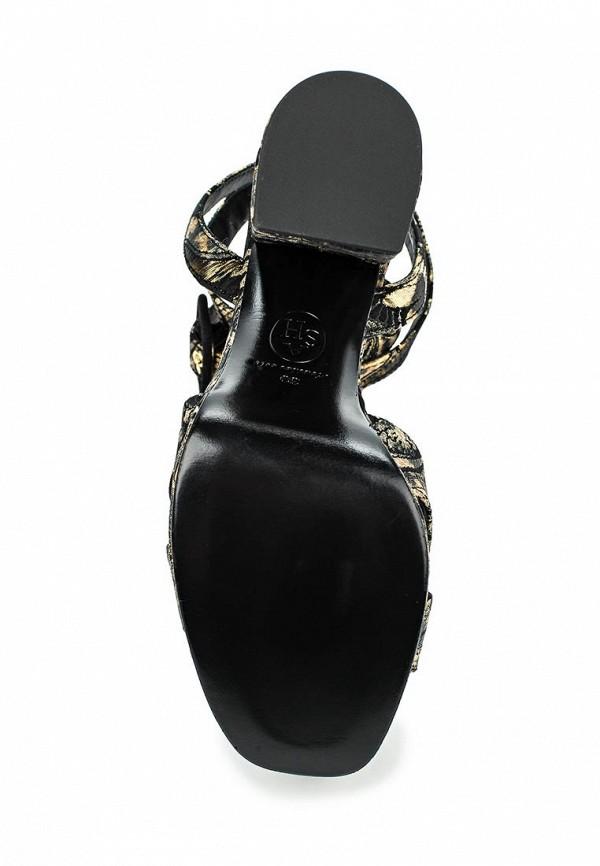 Босоножки на каблуке Ash (Аш) BOOM (FW16-M-115902-004): изображение 3