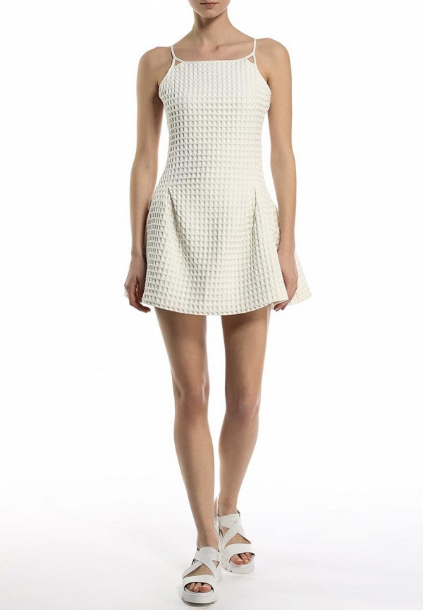 Платье-мини Ash (Аш) HANDS(SS15-RTW-00207-001): изображение 3