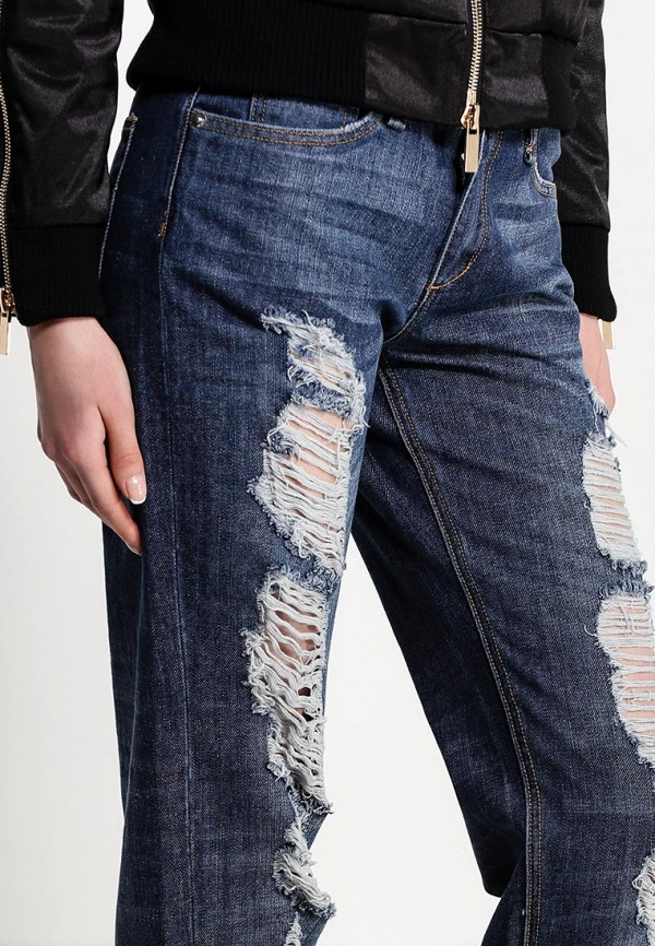 Прямые джинсы Ash (Аш) HEARTBEATS(SS15-RTW-00403-001): изображение 3