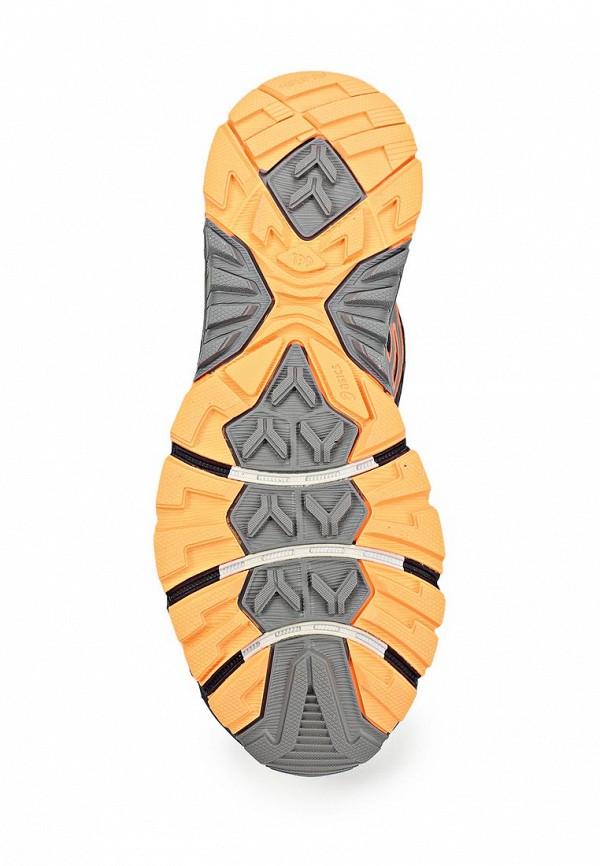 Мужские кроссовки Asics (Асикс) T4E3N: изображение 3