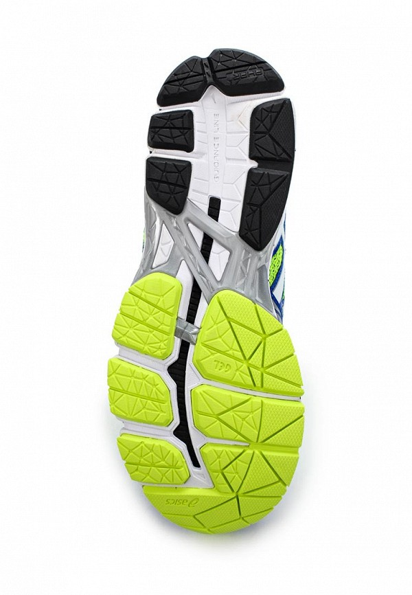 Мужские кроссовки Asics (Асикс) T511N: изображение 3