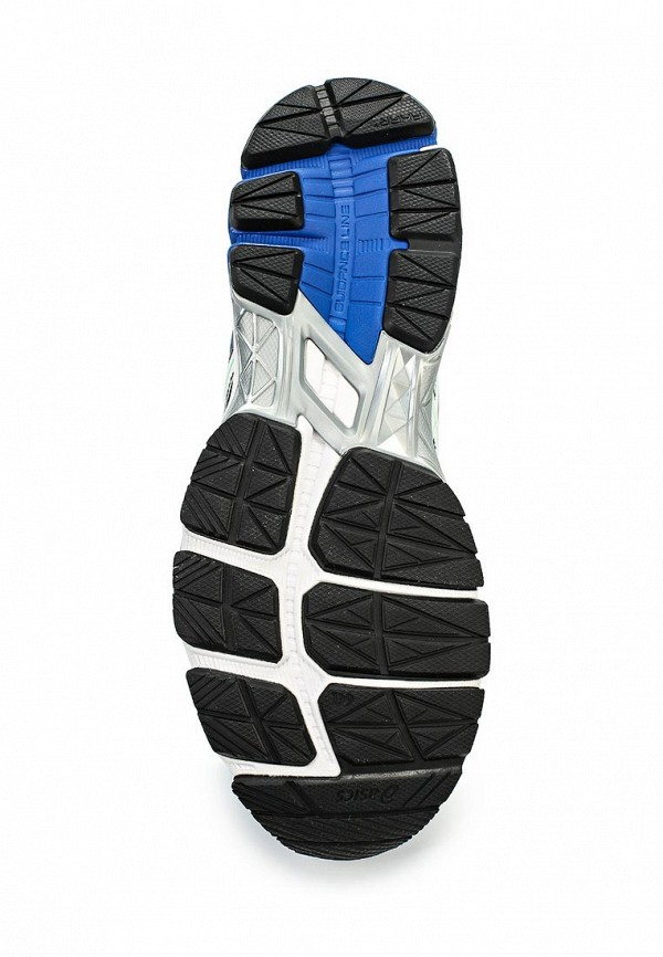 Мужские кроссовки Asics (Асикс) T4K3N: изображение 3
