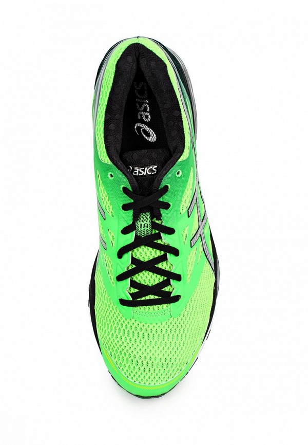 Мужские кроссовки Asics (Асикс) T6C3N: изображение 8