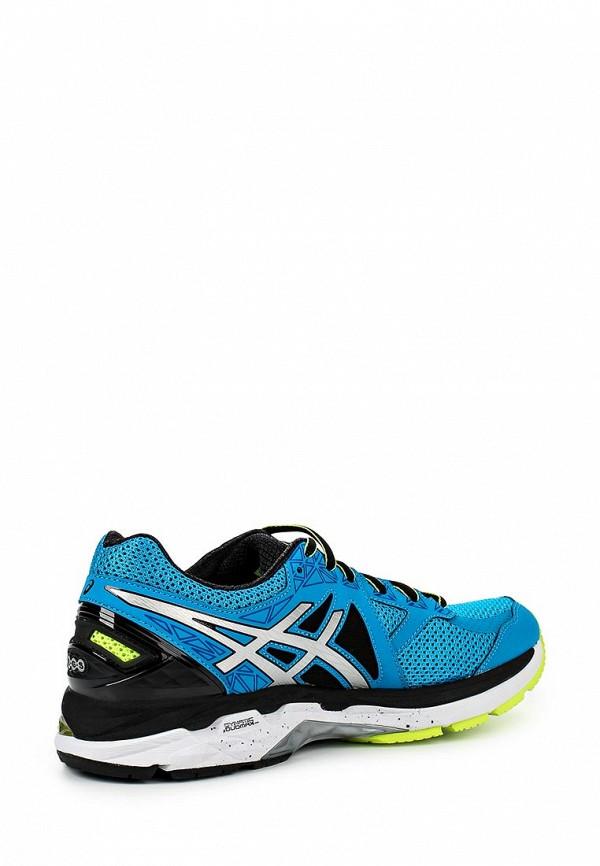 Мужские кроссовки Asics (Асикс) T607N: изображение 3