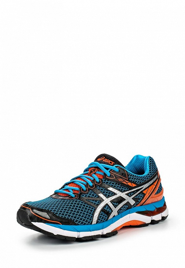 Мужские кроссовки Asics (Асикс) T604N: изображение 2
