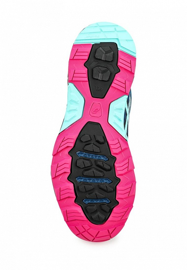 Женские кроссовки Asics (Асикс) T6J5N: изображение 3