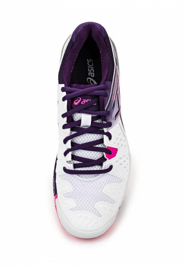 Женские кроссовки Asics (Асикс) E550Y: изображение 4