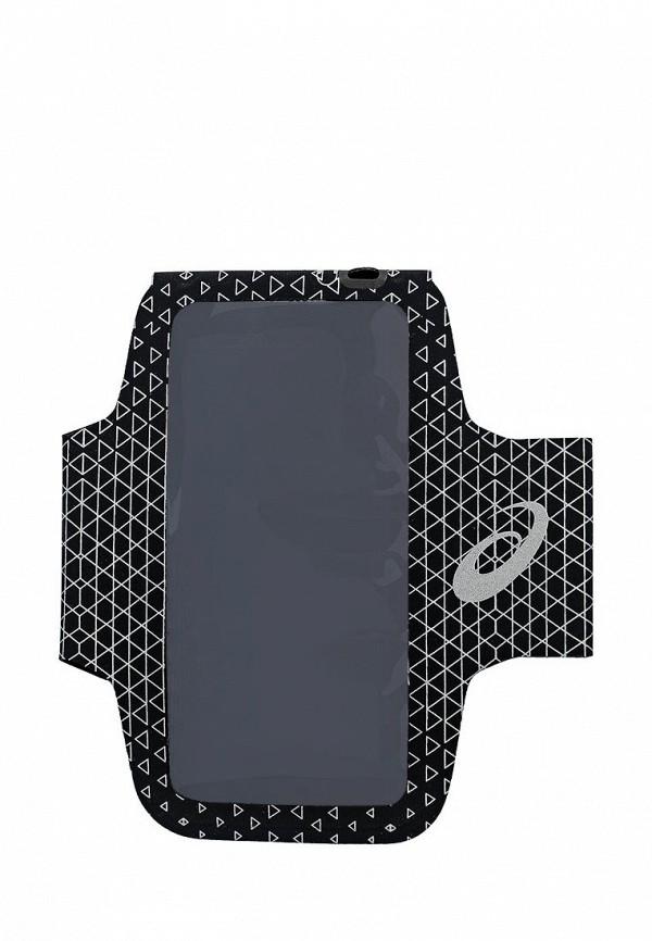 Чехол для IPhone ASICS. Цвет: черный