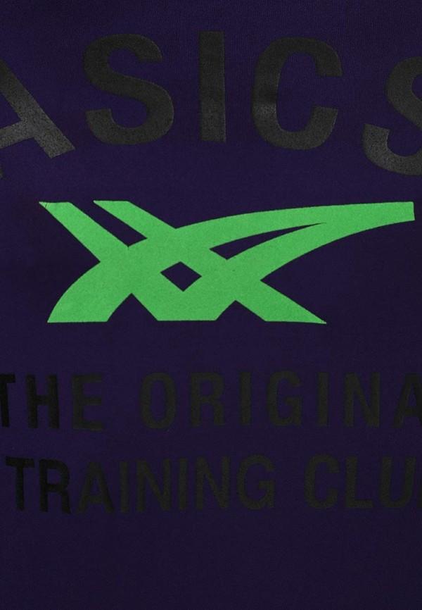 Футболка с надписями Asics (Асикс) 121464: изображение 4
