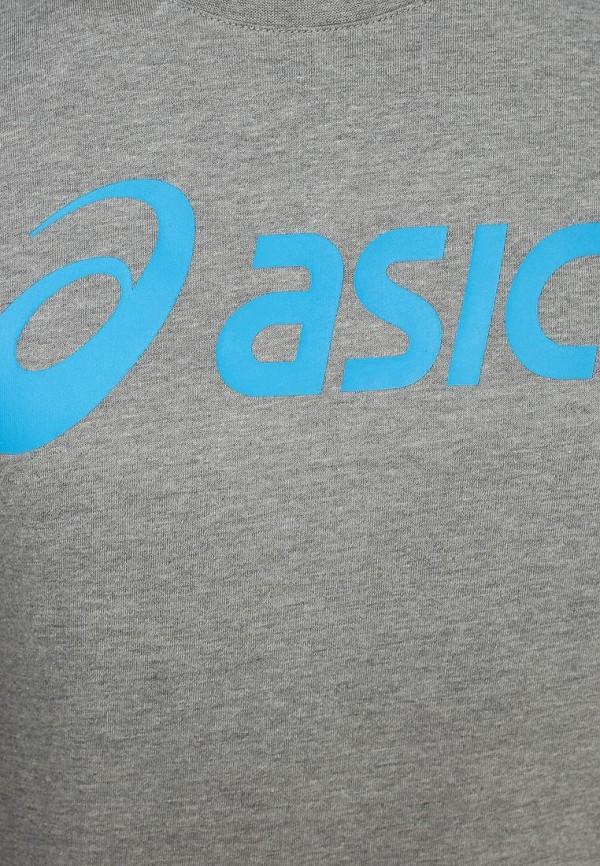 Футболка с надписями Asics (Асикс) 123081: изображение 3