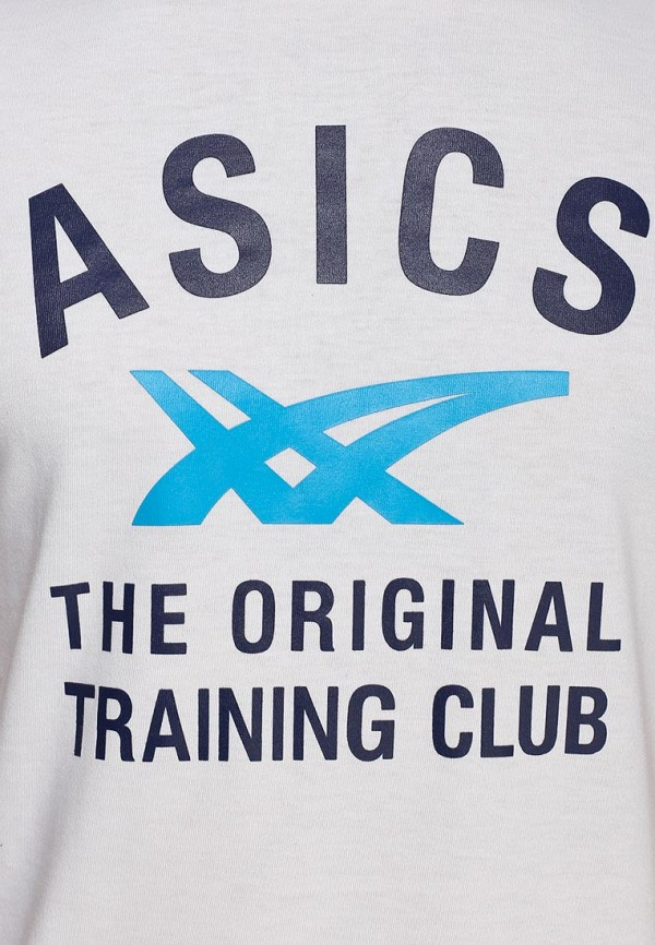 Футболка с надписями Asics (Асикс) 123082: изображение 2