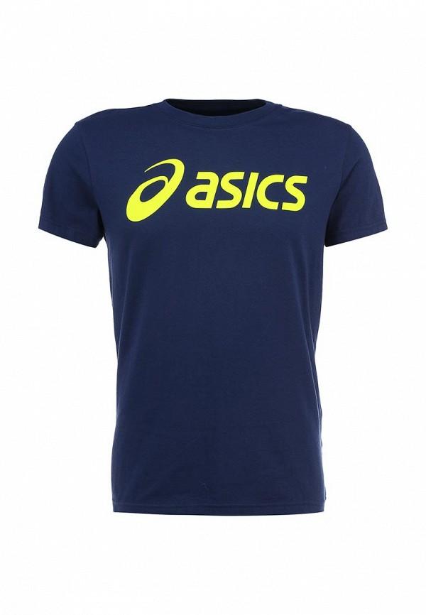 Футболка с надписями Asics (Асикс) 123081: изображение 1