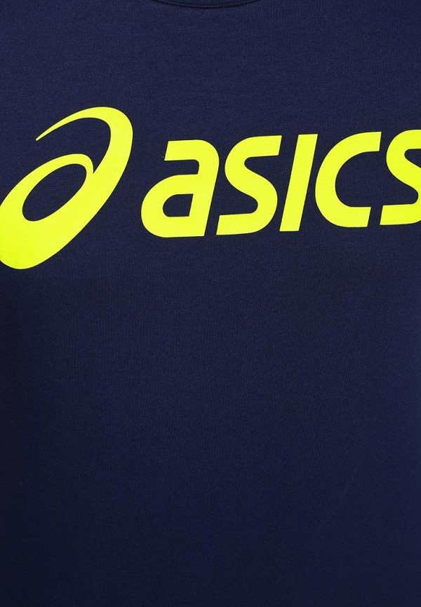 Футболка с надписями Asics (Асикс) 123081: изображение 2