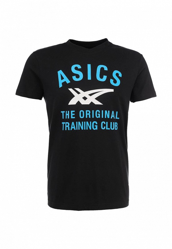 Футболка с надписями Asics (Асикс) 123082: изображение 1