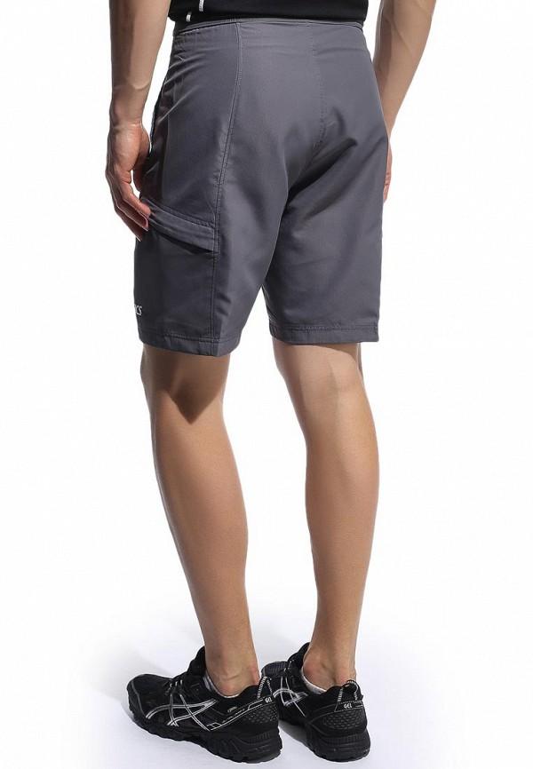 Мужские повседневные шорты Asics (Асикс) T764Z8: изображение 4