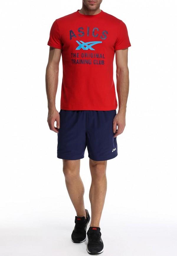 Мужские спортивные шорты Asics (Асикс) 123098: изображение 3