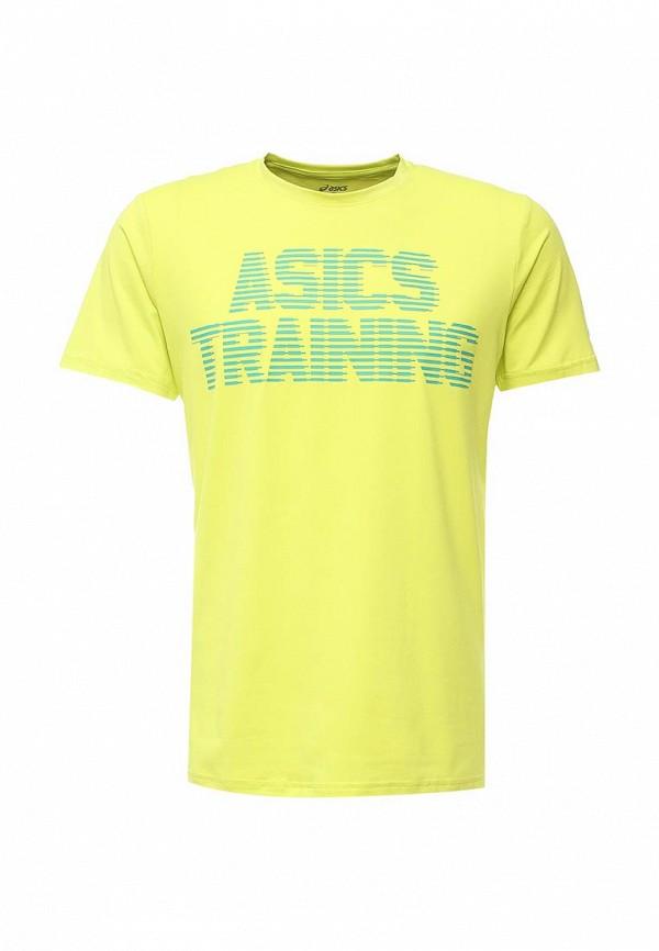 Футболка с надписями Asics (Асикс) 131446