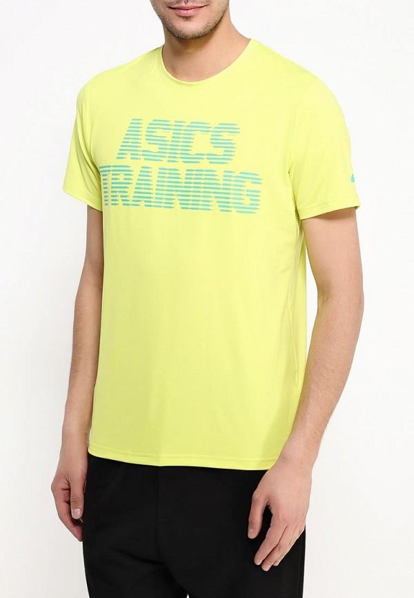 Футболка с надписями Asics (Асикс) 131446: изображение 3