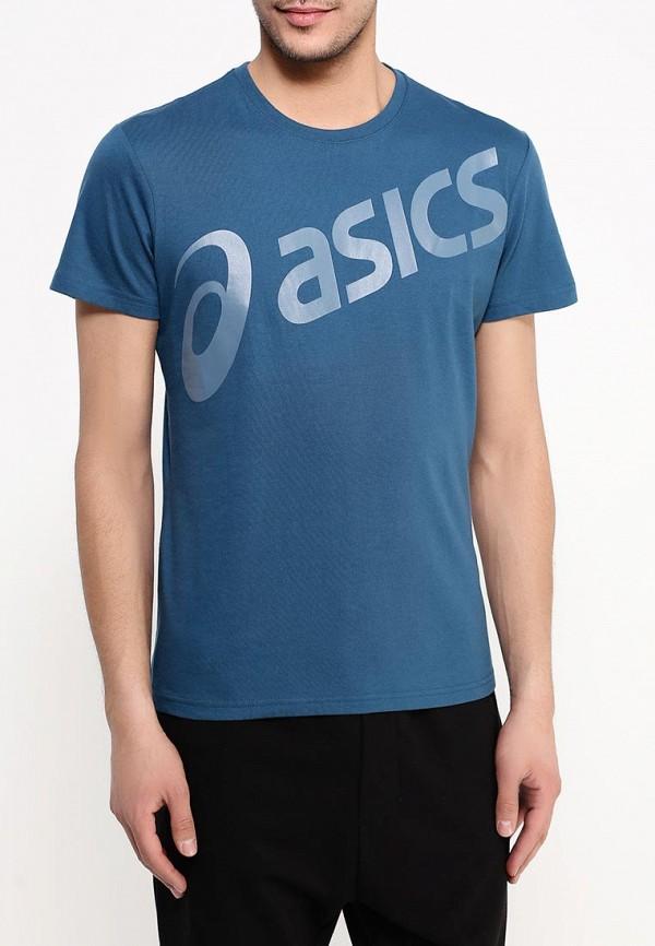 Футболка с надписями Asics (Асикс) 125072: изображение 3