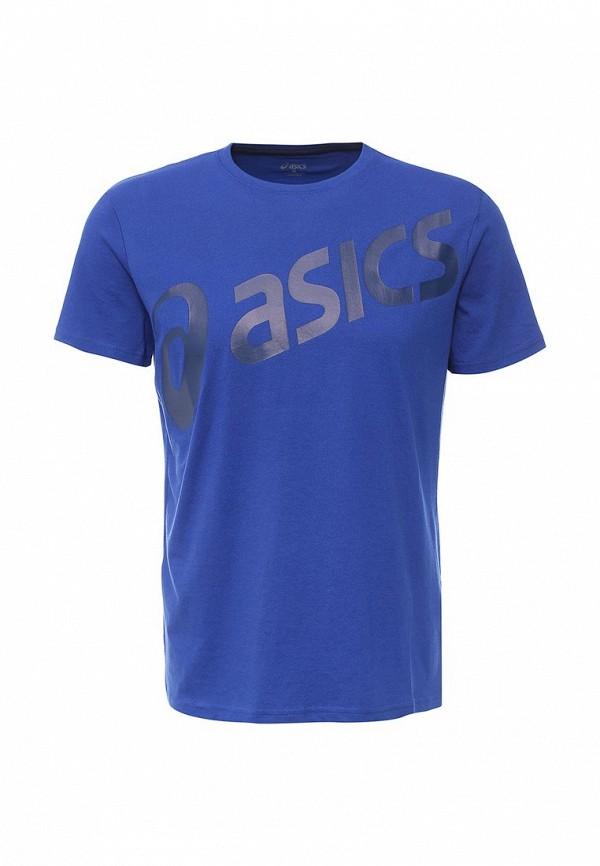 Футболка с надписями Asics (Асикс) 125072: изображение 5